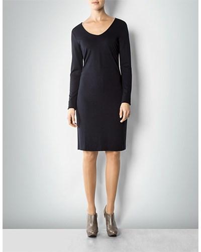 damen marc o 39 polo damen kleid blau unifarben klassisch. Black Bedroom Furniture Sets. Home Design Ideas