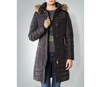 Damen Tommy Hilfiger Damen Mantel schwarz unifarben Klassisch,Fashion