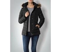 Damen Tommy Hilfiger Damen Jacke schwarz unifarben Klassisch,Fashion