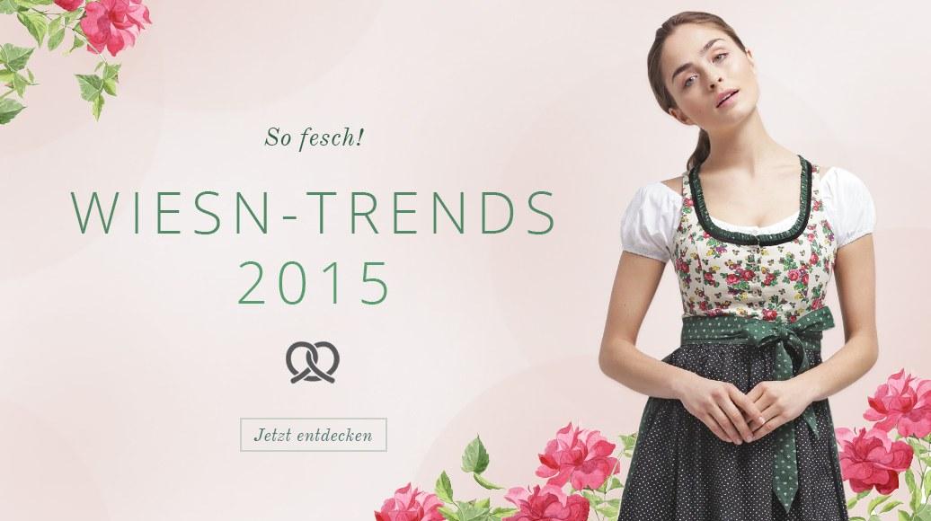 Wiesn Trends 2015