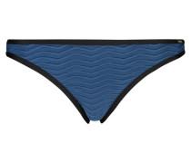 Bikinislip Macrame Low Rio Blau