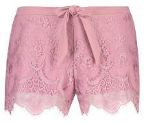 Shorts Lace Lila