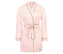 Kimono Satin Rosa
