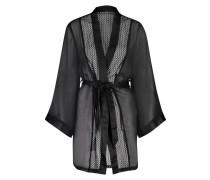 Kimono Lace Schwarz