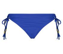 Rio-Bikinislip Braided Rings Blau