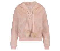 Sweater Fleece Rosa