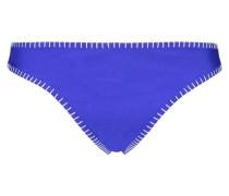Bikinislip Banjara Low Cheeky Blau