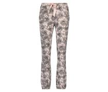 Pyjamahose Jersey Rosa