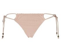 Tanga-Bikinislip Textured Skin Doutzen Rosa