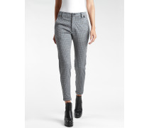 Grazia Cropped Fit Chino