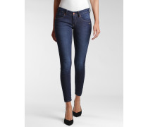 Faye Cropped Fit Skinny Jeans