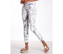 Faye Cargo Cropped Skinny Pants