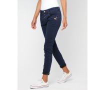 New Georgina Slim Deep Crotch Jeans