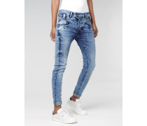 Marge Deep Crotch Slim Fit Jeans