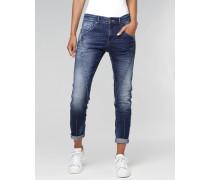 Love Deep Crotch Damen Jeans