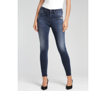 Felicia Skinny Fit High Rise Jeans