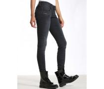 Nena Skinny Fit Biker Jeans