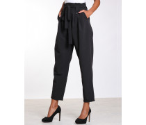 Rania Wide Leg High Rise Pant