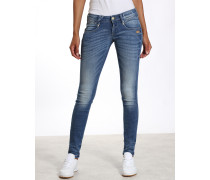 Nena Skinny Fit Enge Damen Jeans