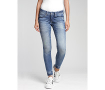 Faye Cropped Fit Damen Jeans
