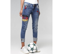 WM2018 Amelie Relaxed Fit Jeans