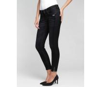 Faye Skinny Fit Samt Jeans