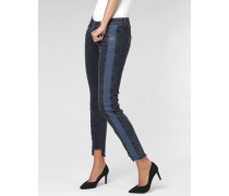 Janet Cropped Skinny Fit Jeans
