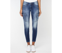 Gioia Cargo Jeans