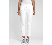 Amelie Cropped Relaxed Fit Hose