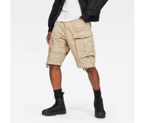 Rovic Belt Loose 1/2-Length Shorts