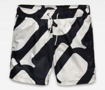 Dirik Pattern Swimshorts