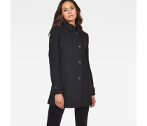 Minor Slim Wool Coat