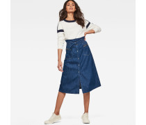 Tacoma Zip Paperbag Skirt