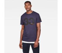 MAXRAW III 3301 Graphic T-Shirt