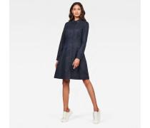 Syenite Fit & Flare Kleid