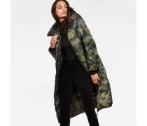 Whistler Hooded Boyfriend Padded Long Coat