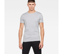 Base Round Neck T-Shirt 2-Pack