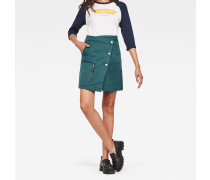 Powel Wrap Skirt