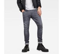 Revend Deconstructed Super Slim Jeans