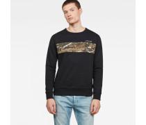 Core Camo Block Sweatshirt