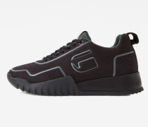 Rackam Rovic Debossed Sneakers