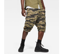 Rovic Relaxed 1/2-Length Shorts