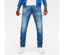 D-Staq 5-Pocket Straight Tapered Jeans