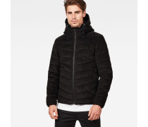 Attacc Quilted Cord Hooded Jacket