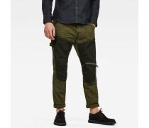 5620 G-Star Elwood Workwear 3D Zip Straight Trousers
