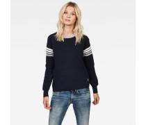 Suzaki Stripe Knitted Pullover