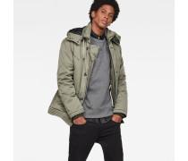 Vodan Caban Hooded Padded Jacket