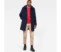 Garber Cord Overcoat