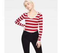 Base-S Stripe T-Shirt