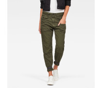 Army Radar Strap Relaxed Pants